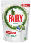 Fairy Dishwashing Tablets All In One Green 48pcs