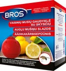 Bros Trap For Fruit Flies+1 Refill