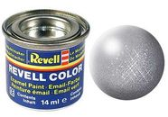 Revell Email Color 14ml Metallic Steel 32191