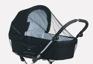 BabyDan Mosquito Net For Pushchairs Black