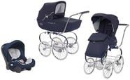 Inglesina Classica Jacquard 3-In-1 Set Blue