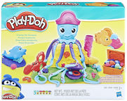 Hasbro Play-Doh Cranky The Octopus E0800