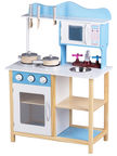 EcoToys Wooden Kitchen Furnishing with Equipment