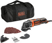 Black & Decker MT280BA Multi Tool + Accessories