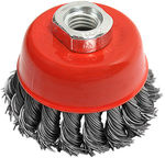 Kreator KRT150203 Steel Rotary Brush 75mm