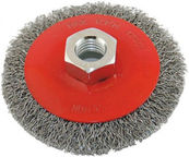 Ega Steel Rotary Brush 100mm