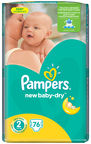 Pampers New Baby S2 76