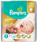 Pampers Premium Care S2 80