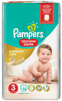 Pampers Pants Premium Care S3 56