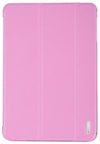 Remax Jane Smart Ultra Slim Book Case For Apple iPad Air 2 Pink