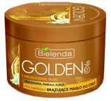 Bielenda Golden Oils Ultra-Moisturizing Bronzing Body Butter 200ml