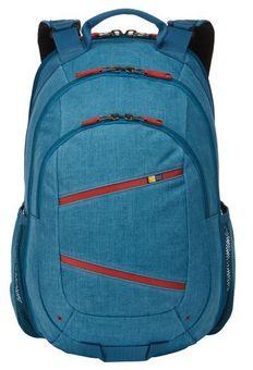 "Case Logic Backpack 15.6"" Blue (BPCA315MID)"