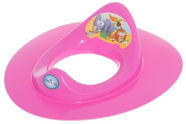 Tega Baby Anti-Slip Toilet Trainer Safari SF-012 Pink