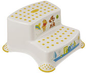 Keeeper Baby Double Step Stool Winnie The Pooh