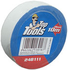 Top Tools 24B111 Insulating Tape 19mm x 10m White