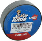 Top Tools 24B108 Insulating Tape 19mm x 10m Black