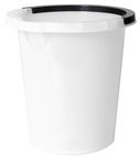 Plast Team Atlanta Bucket 5l White