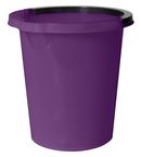 Plast Team Atlanta Bucket 5l Purple