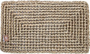 Home4you Doormat 60x35cm Natural Sea Grass