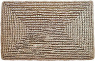 Home4you Doormat 90x60cm Natural Sea Grass