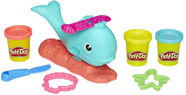 Habro Play-Doh Wavy The Whale E0100