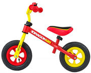 Milly Mally Dragon Air Balance Bike Yellow Red 2800