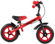 Milly Mally DRAGON Balance Bike With Brakes Red 4775