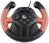 Gembird Vibrating Racing Wheel With Foot Pedals
