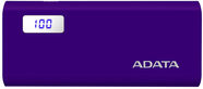 A-Data P12500D Power Bank 12500mAh Purple