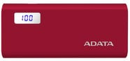 A-Data P12500D Power Bank 12500mAh Red