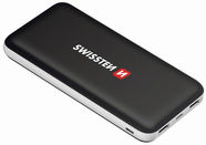 Swissten Black Core Premium Power Bank 15000mAh Black