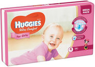 Huggies Ultra Comfort Girl MP4 66