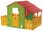 Buddy Toys Playhouse With Porch And A Fence BOT 1180