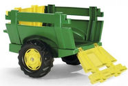 Rolly Toys Farm Trailer For Tractor John Deere 122103