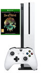 Microsoft Xbox One S 1TB White + Sea of Thieves