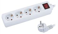 Okko Power Strip 4 Outlet 1.5m