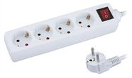 Okko Power Strip 4 Outlet 230V 16A 3m