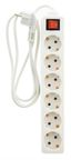 Okko Power Strip 6 Outlet 230V 16A 1.5m