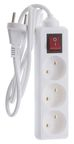 Okko Power Strip 3-Outlet 250V 16A 1.5 m