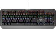 Aula Assault Mechanical Gaming Keyboard Black EN/RU