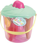 Ecoiffier Ice Cream Bucket With Accessories 8/242S