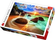 Trefl Puzzle Samudra Beach India 1000pcs 10461