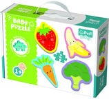 Trefl Baby Puzzle Vegetables & Fruits