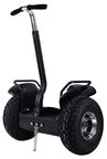 Visional Balance Scooter 21'' Black