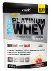 VPLab 100% Platinum Whey Raspberry White Chocolate 750g