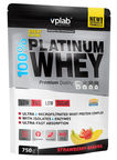 VPLab 100% Platinum Whey Strawberry Banana 750g