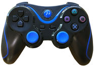 Freaks And Geeks Bluetooth Wireless Controller Black/Blue OEM