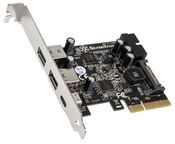 Silverstone Expansion Card SST-ECU05