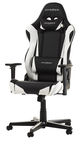 DXRacer Gaming Chair R0-NW Black/White