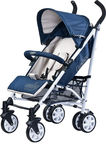 Caretero Moby Blue/Beige